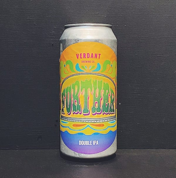 Verdant Further DIPA Cornwall vegan