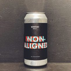 Verdant The Importance Of Being Non Aligned IPA Cornwall vegan