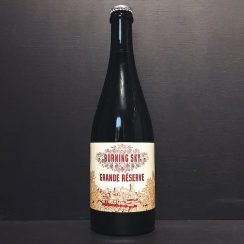 Burning Sky Grande Reserve Blended Farmhouse Saison Sour Sussex vegan