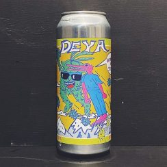 Deya Saturated In Strata DIPA Cheltenham vegan