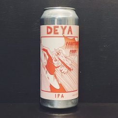 Deya Something Good 7 IPA Cheltenham vegan
