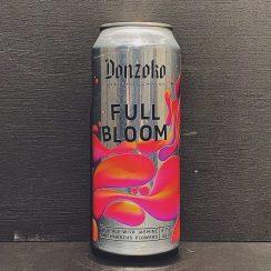 Donzoko Full Bloom Jasmine & Hibiscus Sour Hartlepool vegan