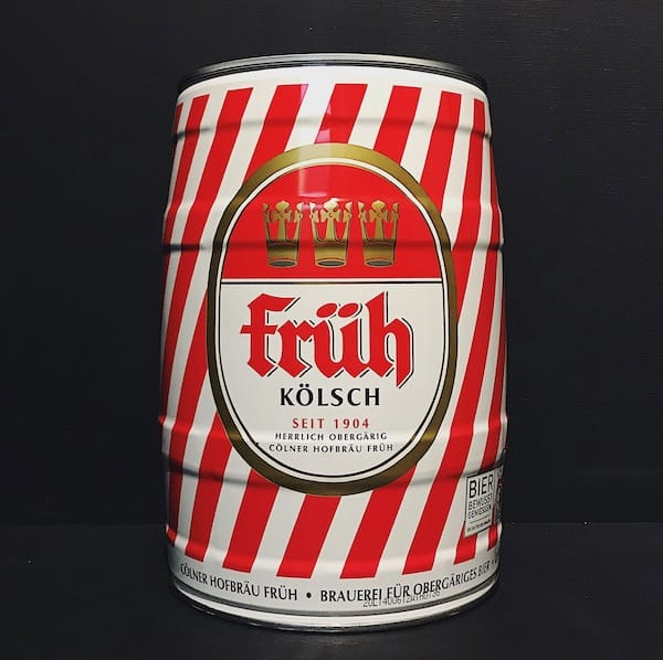 Fruh Kolsch Germany vegan