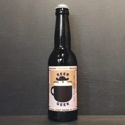 Mikkeller Beer Geek Breakfast Oatmeal Coffee Stout Denmark vegan