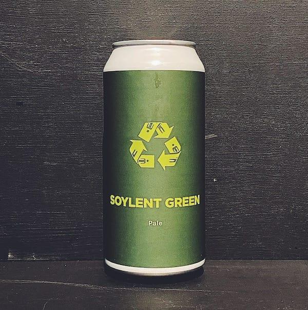 Pomona Island Soylent Green Pale Salford vegan