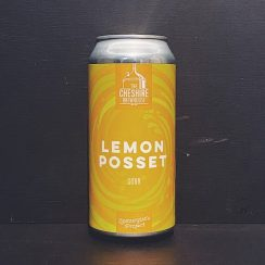 Cheshire Brewhouse Lemon Posset Sour