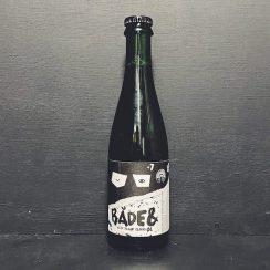 Aeblerov People Like Us Bade & 7 Beer Cider Hybrid Denmark vegan collab