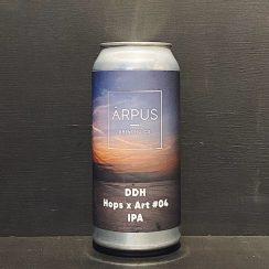 Arpus Hops X Art 4 IPA Latvia vegan