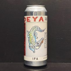 Deya Something Good 8 IPA Cheltenham vegan