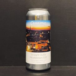 Equilibrium Straight Outta Middletown South Street Edition TIPA NYC USA vegan
