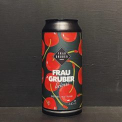 FrauGruber FrauGruberlicious Cherry Sour Germany vegan
