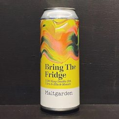 Maltgarden Bring The Fridge DIPA Poland vegan