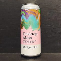 Maltgarden Desktop Mess DIPA Poland vegan