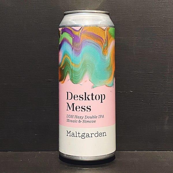 Maltgarden Desktop Mess DIPA Poland vegan