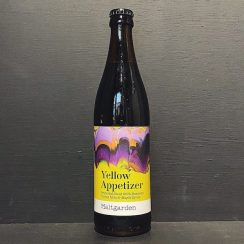 Maltgarden Yellow Appetiser Imperial Stout Poland vegan