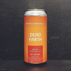Pentrich Dead Earth IIPA Derbyshire Vegan