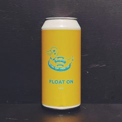 Pomona Island Float On DIPA Salford vegan