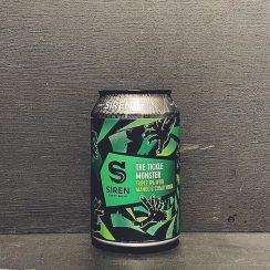 Siren Craft Brew The Tickle Monster Mango & Cedar Wood Triple IPA Berkshire vegan