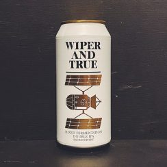 Wiper and True Backcountry Mixed Fermantation DIPA Bristol vegan