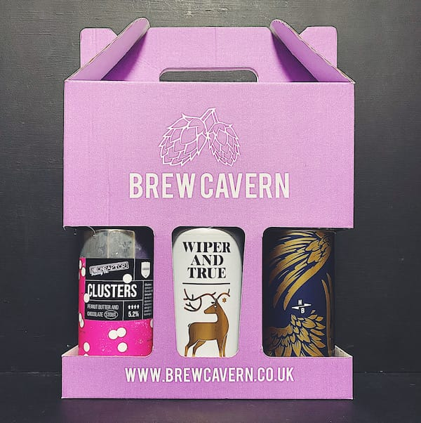 Brew Cavern Dark 3 Pack - 3 x Dark Beers Nottingham