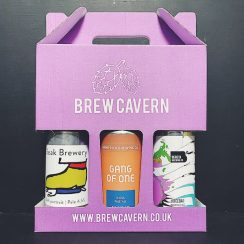 Brew Cavern Hoppy 3 Pack - 3 x Hoppy IPAs and Pales Nottingham