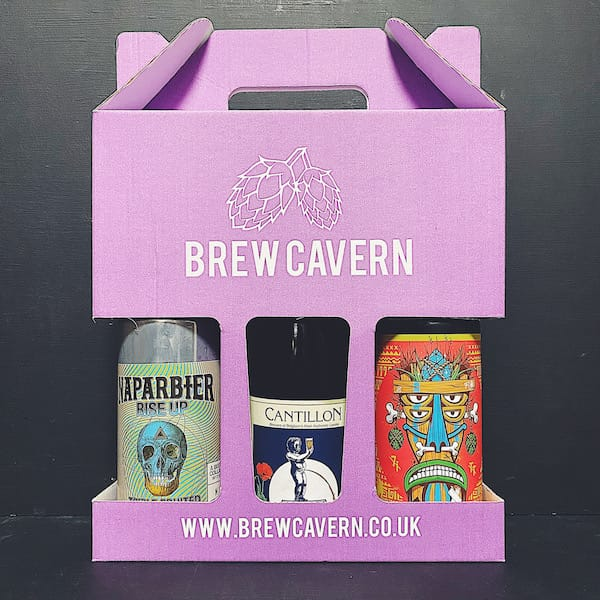 Brew Cavern Sour 3 Pack - 3 x Sour Beers Nottingham