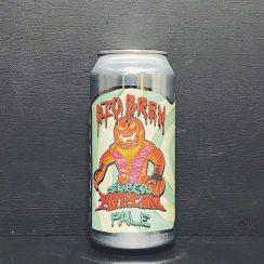 Dig Brew Co Super Potion Pale Ale Birmingham vegan