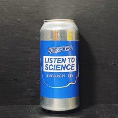 Neon Raptor Listen To Science NEIPA Nottingham vegan