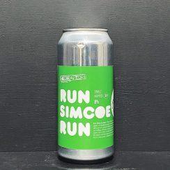 Neon Raptor Run Simcoe Run DIPA Nottingham vegan