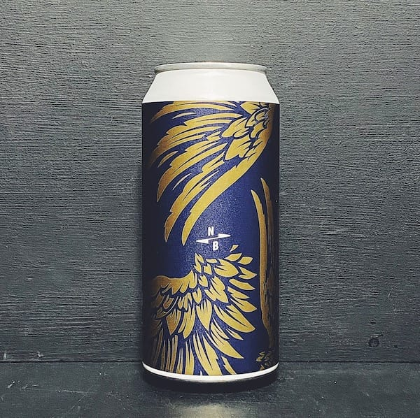 North Brew Co Seven Island Imperial Stout Leeds collaboration vegan