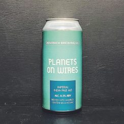 Pentrich Planets On Wires IIPA Derbyshire vegan