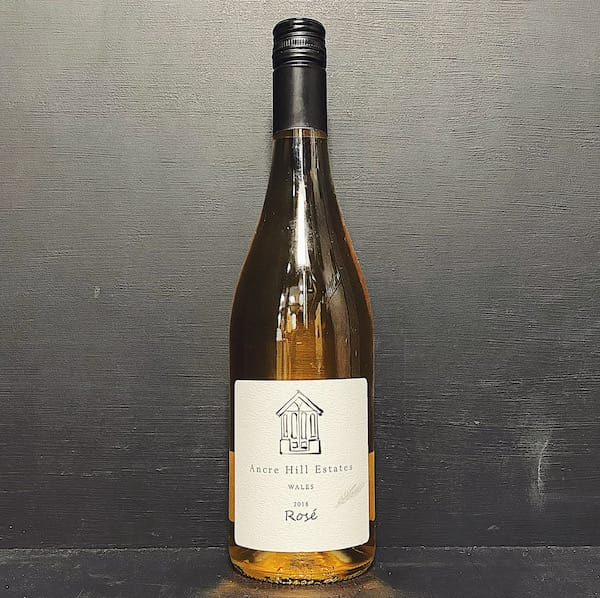 Ancre Hill Rose Natural Wine Wales vegan gluten free