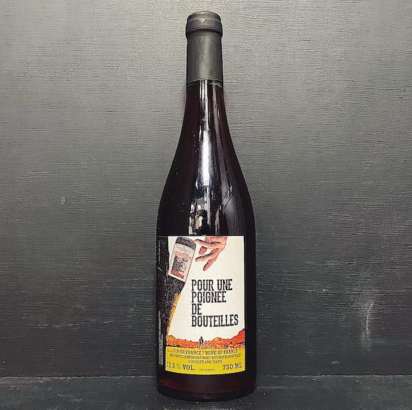 Domaine le Clocher Pour Une Poignee de Boutielles VDF Natural wine France vegan gluten free