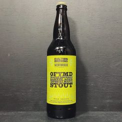 Evil Twin OFYMD Maple Bourbon Barrel Aged Pina Colada Imperial Stout USA Vegan