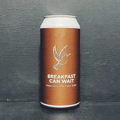 Pomona Island Breakfast Can Wait Imperial Coffee Cake Stout Salford