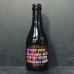 Siren Craft Brew Helter Skelter Barrel Aged Imperial Milk Stout with Orange & Oak. Berkshire