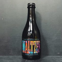 Siren Craft Brew Waltzer Barrel Aged Imperial Milk Stout with Barrel Aged Coffee. Berkshire