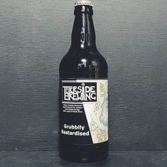 Torrside Grubbily Bastardised Winter Warmer Derbyshire vegan