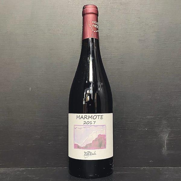 Valli Unite Marmote Natural wine vegan gluten free