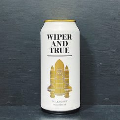 wiper and true milk shake stout bristol