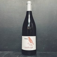 Gilles & Antonin Azzoni Bran 2018 Natural Wine France vegan gluten free