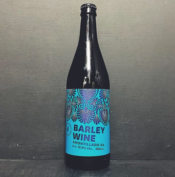 Marble Barley Wine Amontillado Barrel Aged Manchester vegan