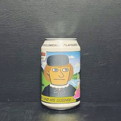 Mikkeller Henry & His Science Microbiologically Flavoured Ale Denmark vegan
