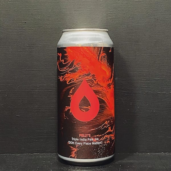 Pollys Brew Co DDH Every Piece Matters TIPA Wales vegan