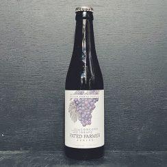 Trillium Fated Farmer Concord Grape Wild Ale USA vegan