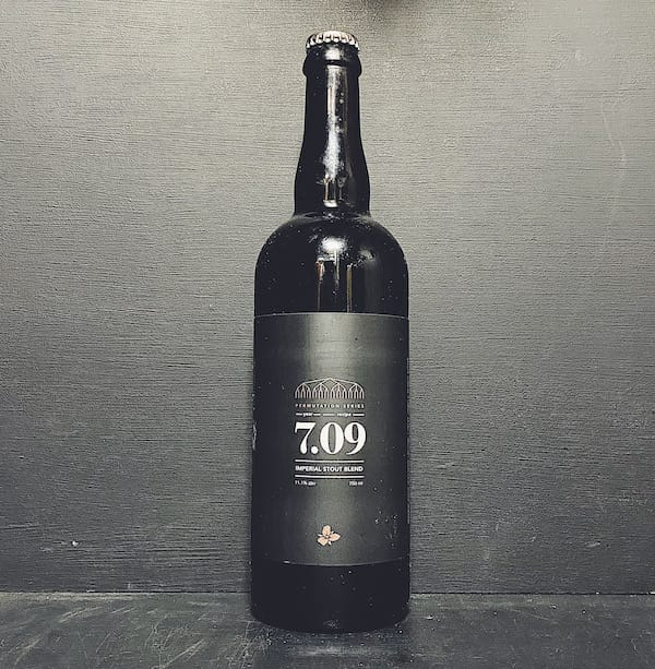 Trillium Permutation 7.09 Imperial Stout Blend USA