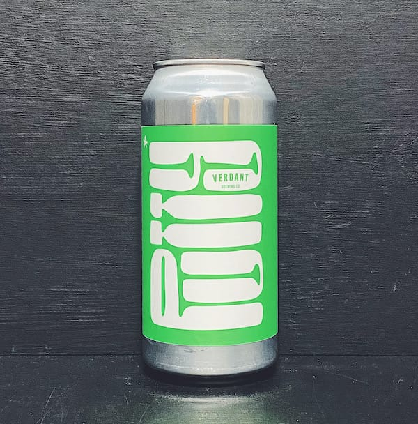 Verdant Putty Double IPA India Pale Ale Cornwall Vegan friendly