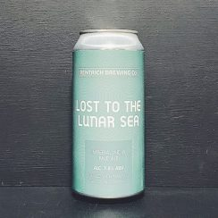 Pentrich Lost To The Lunar Sea Imperial IPA Derbyshire vegan