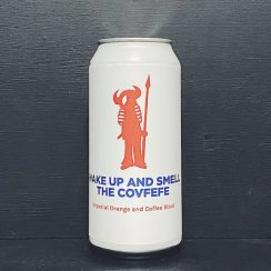 Pomona Island Wake Up And Smell The Covfefe Imperial Orange & Coffee Stout Salford