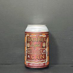 Amundsen Barrel Aged Dessert In A Can Cherry & Chocolate Genache. Barrel Aged Cherry & Chocolate Imperial Pastry Stout. Contains lactose. Norway